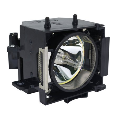 Original Ushio Projector Lamp Replacement with Housing for Epson PowerLite 81 - image 5 of 5