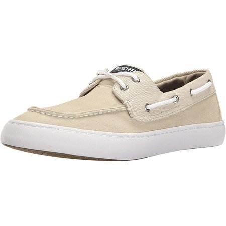 01c8a08a5ced7 Sperry Top-Sider Men's Cutter 2-Eye Ballistic Off-White Shoe