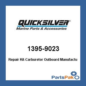 Mercury - Mercruiser 1395-9023 Mercury Quicksilver 1395-9023 Repair Kit-Carburetor (Board Repair)