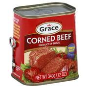 GraceKennedy Grace  Corned Beef, 12 oz
