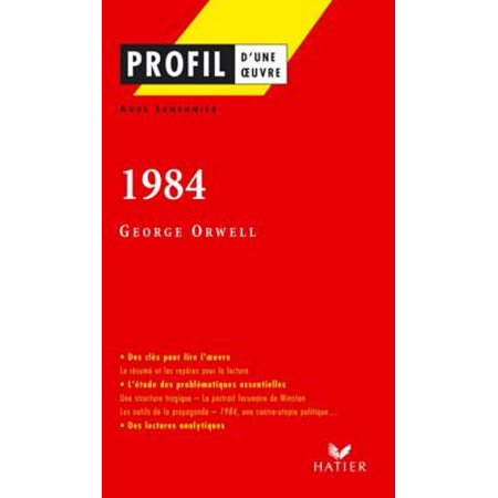 Profil - Orwell (George) : 1984 - eBook