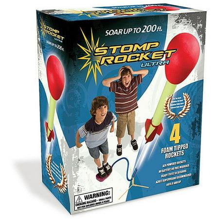 D & L Company Ultra Stomp Rocket