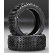 67924 HB Block Tire Pink 1/8 Buggy (2)