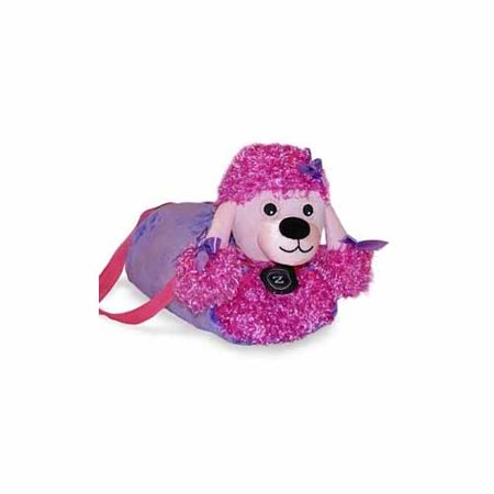 Posh the Poodle Duffel Dog by Zoobies - ZB94297