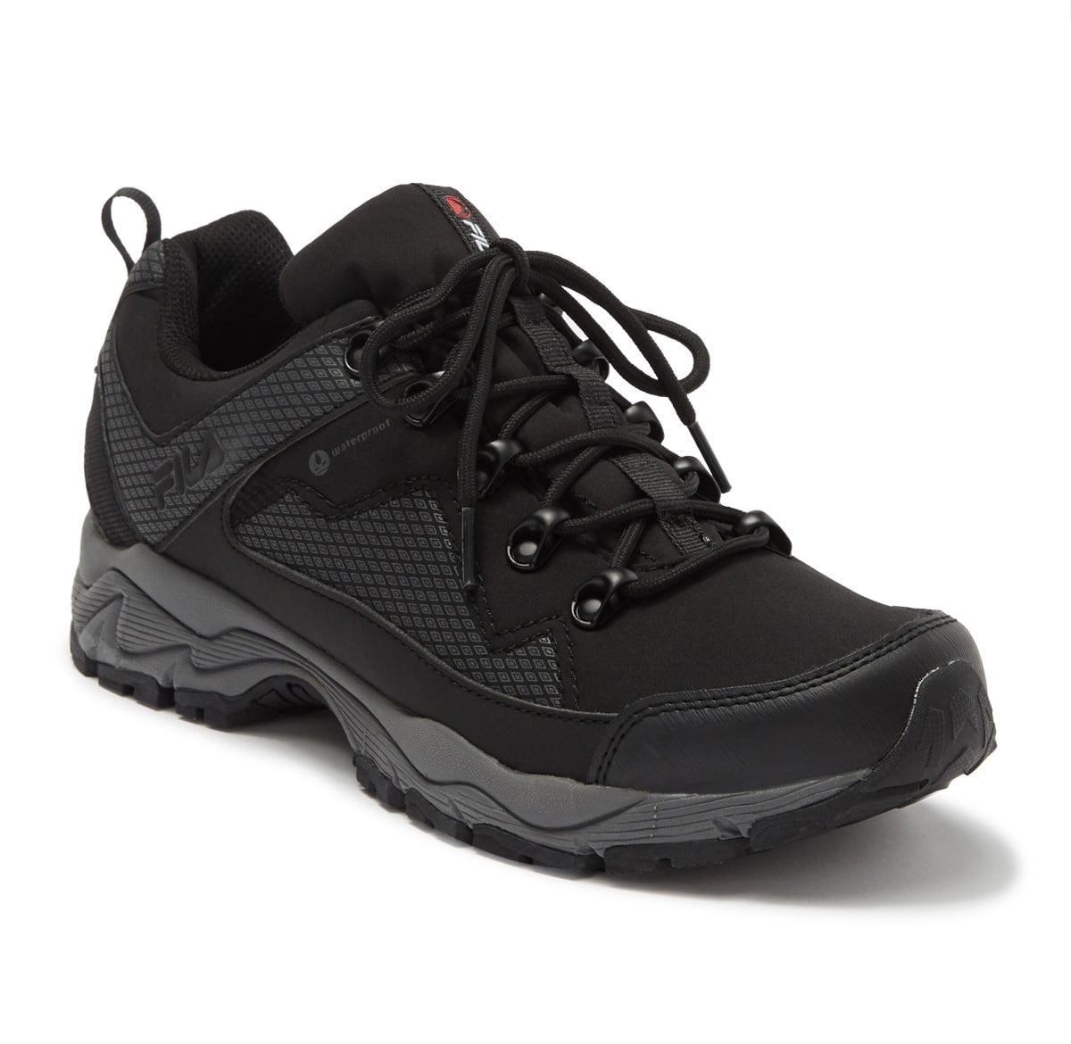 fila men's switchback 2 waterproof hiking sneaker