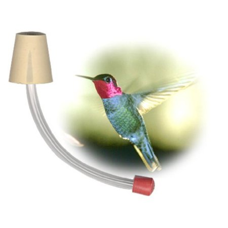 Hummingbird Feeder Tubes For Making Your Own Feeders (Pkg of 12) ()