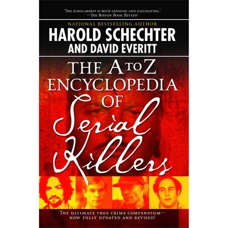 The A to Z Encyclopedia of Serial Killers](Serial Killer Halloween Outfit)