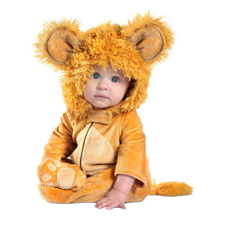 Baby Anne Geddes Leo The Lion - Lil Lion Baby Costume