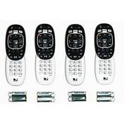 4 Pack - DIRECTV RC73 IR/RF Remote Control
