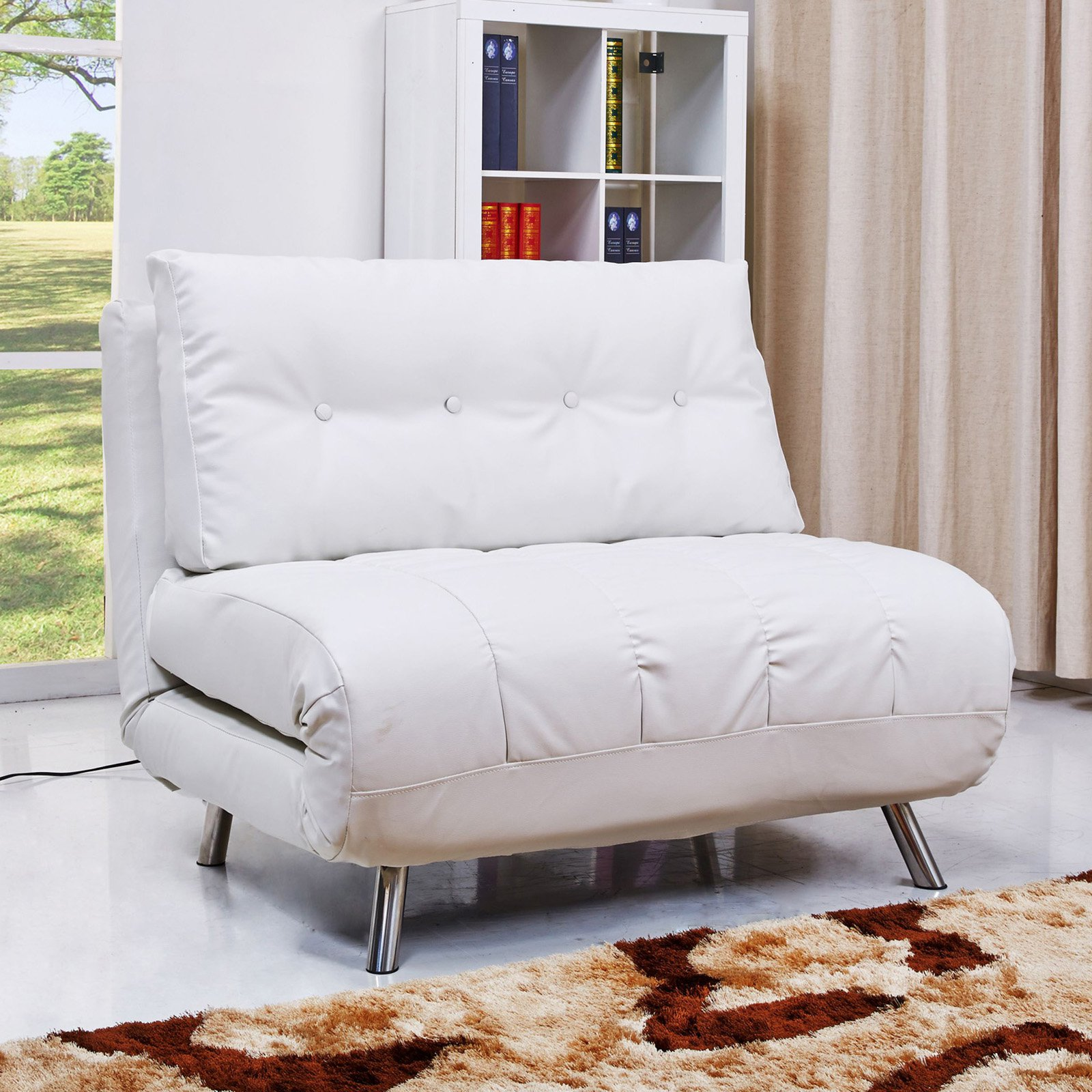Gold Sparrow Tampa Convertible Big Chair Bed