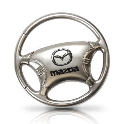 Mazda Steering Wheel Key Chain