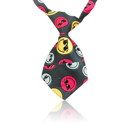 Pet Adjustable Grooming Necktie Puppy Kitten Adorable Bow Tie for Dog Cat