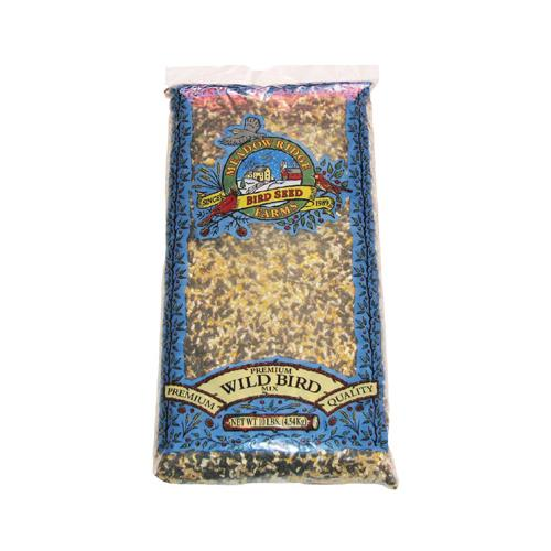 Jrk Seed & Turf Supply B201410 Wild Bird Food, Premium, 10-Lbs. - Quantity 1