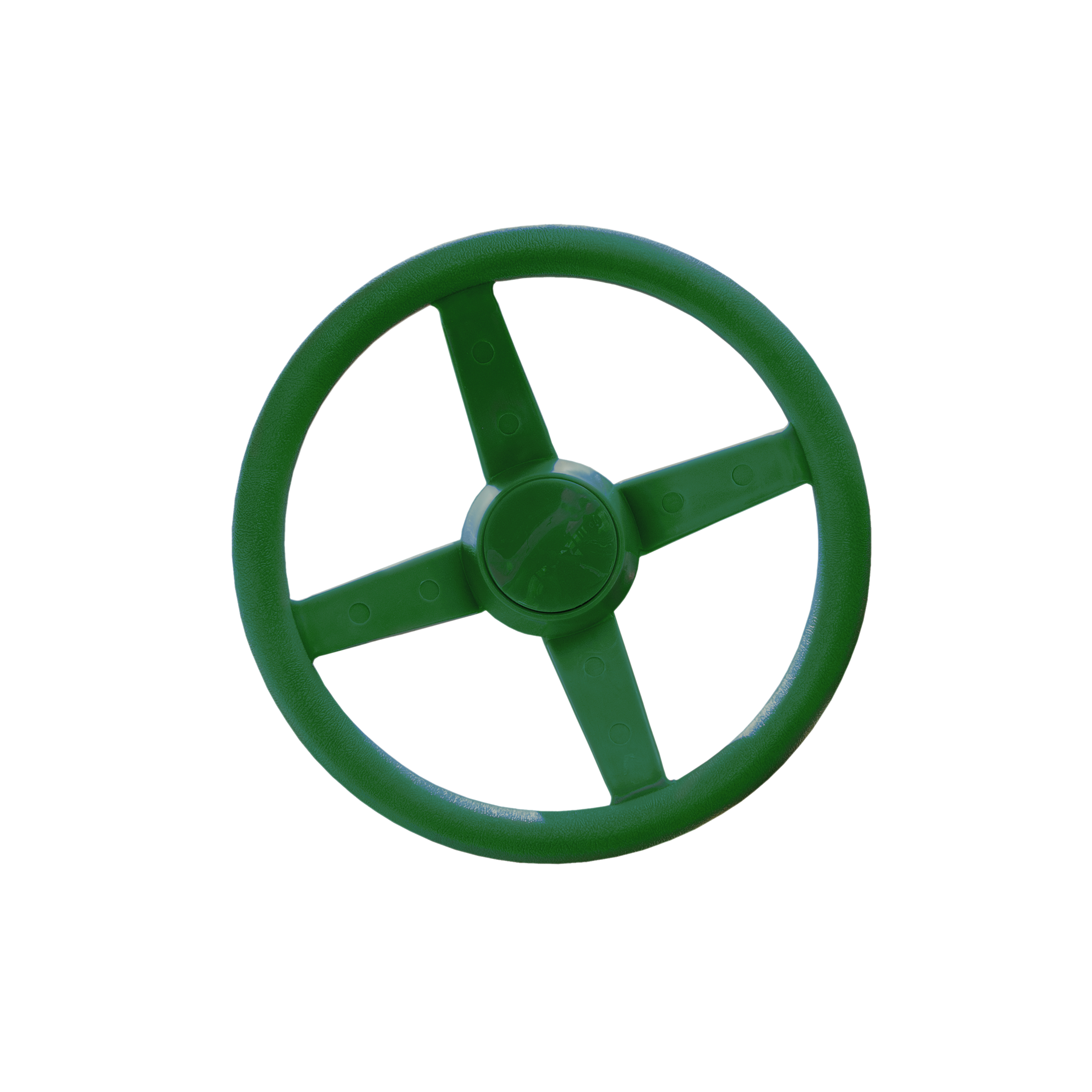 Gorilla Playsets Steering Wheel Swing Set Accessory Green