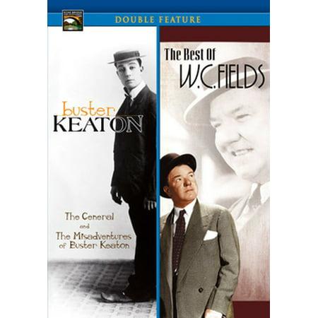 Buster Keaton / W.C. Fields (DVD)