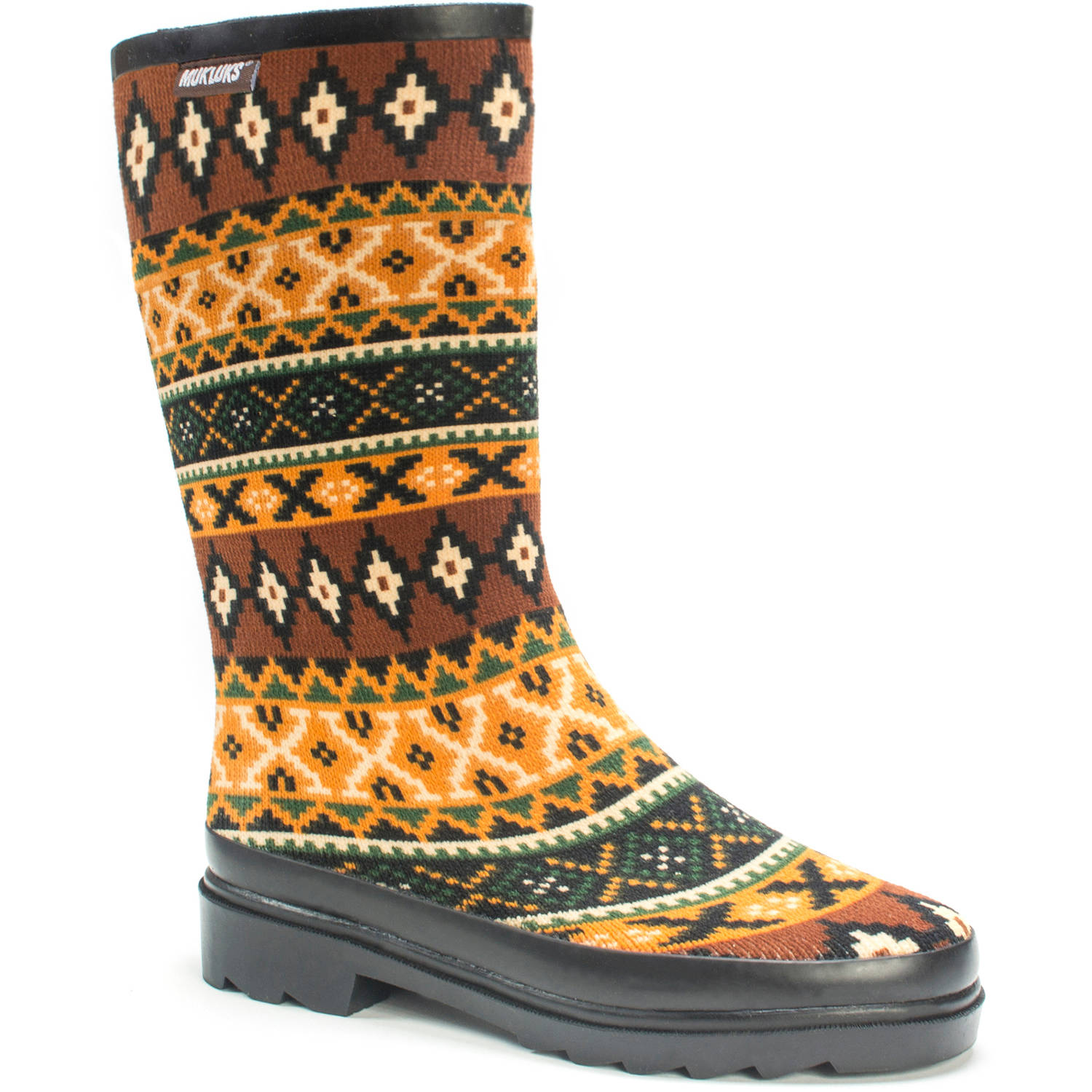 MUK LUKS Women's Anabelle Rainboot