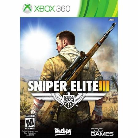 Sniper Elite III (Xbox 360) Deal