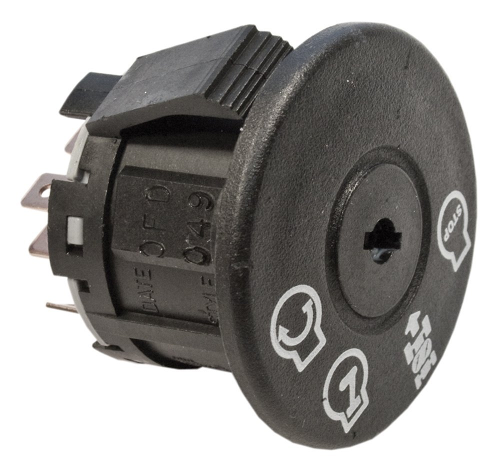 430-465 Ignition Switch, Replaces: Ariens 21546319; AYP 1...