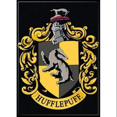 Ata Boy Harry Potter Hufflepuff Crest 25 X 35 Magnet For