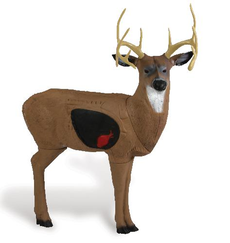 Delta McKenzie Hunting 50495 Backyard 3D Lethal Impact Buck Archery Target by Delta