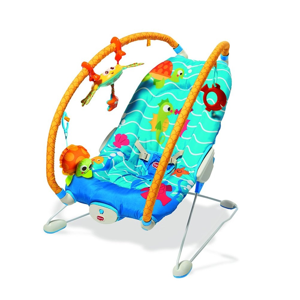 Tiny Love Under The Sea Gymini Baby Bouncer, Under The Sea
