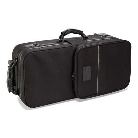 Jean Paul USA ACW-100 Professional Alto Saxophone Case -  Includes Wheels And Adjustable Top Handle!