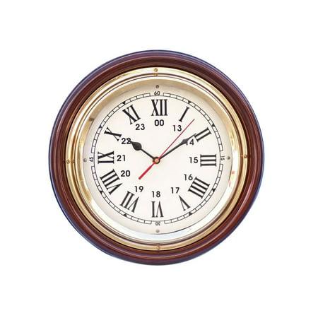 Ships Time Clock 12