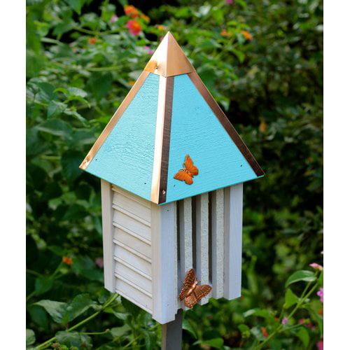 Heartwood Flutterbye 15 in x 7 in x 7 in Butterfly House