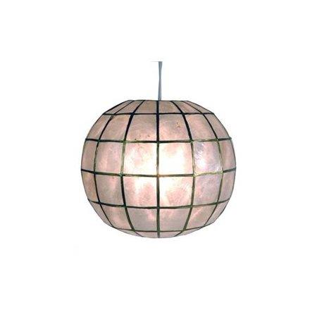 Capiz Hanging Lamp (Princess Capiz Hanging Lamp)