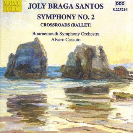 Symphony 2 in B minor / Crossroads (Encruzilhada) (Borodin Symphony No 2 In B Minor)