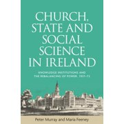 Church, state and social science in Ireland - eBook