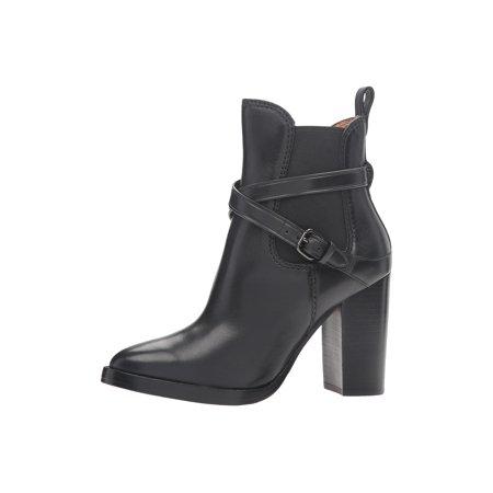 b75b23ca4e5c5 Coach - Coach Womens Jackson Leather Closed Toe Ankle Fashion Boots -  Walmart.com