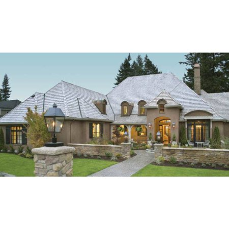 Thehousedesigners 8292 Luxury French Country House Plan With Crawl