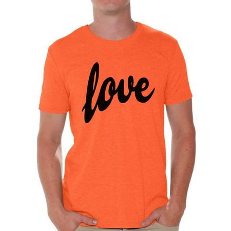 Awkward Styles Love Shirt Love Tshirt for Men Valentines Day T Shirt Men's Love Shirt Valentine Tshirt Love Shirts for Men Valentine's Day Gift Love Gift Idea for Him St.Valentine's Day