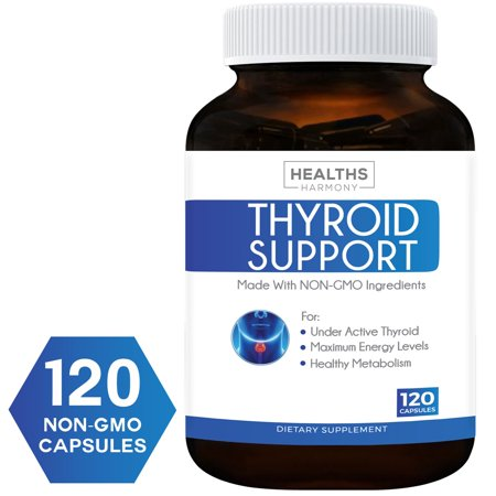 - Healths Harmony Thyroid Support Capsules, 120 Ct