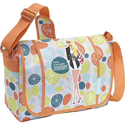 Miquelrius Jordi Labanda Street Style Satchel/Messenger Bag Paris