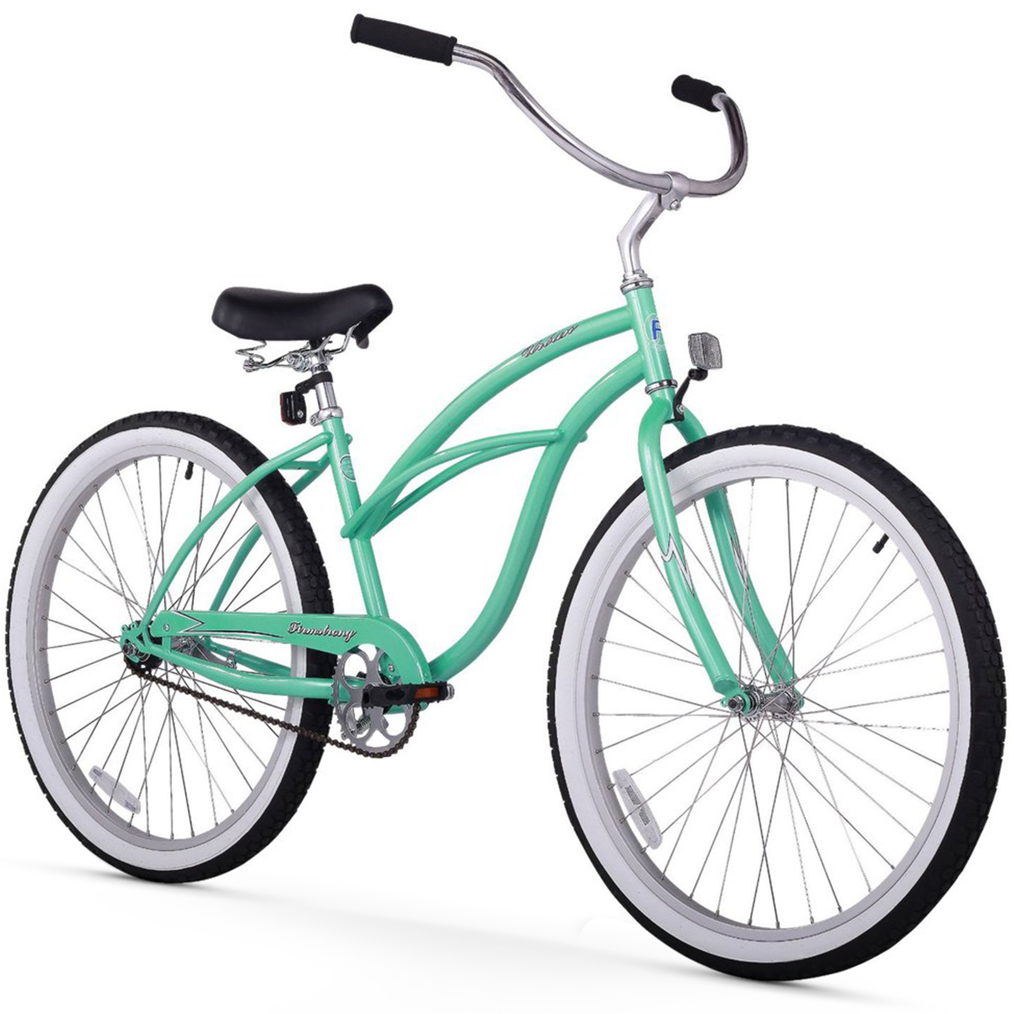 "Firmstrong Urban Lady, 24"", Women's, Single Speed, Baby Blue"
