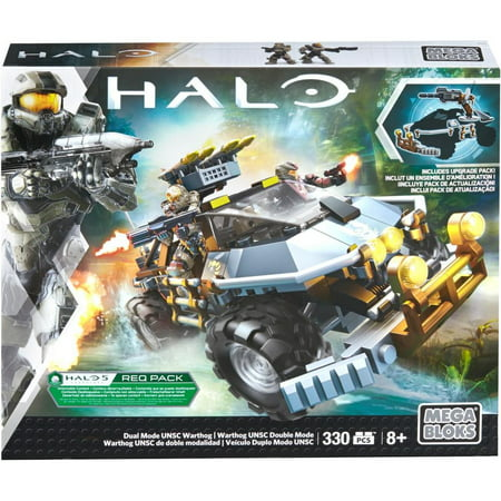 Mega Construx Halo Dual Mode UNSC Warthog