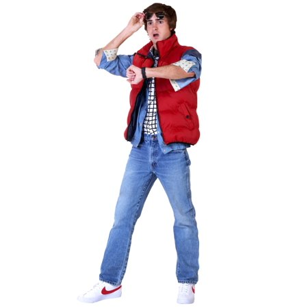 Back to the Future Marty McFly Costume - Marty Mcfly Clothes
