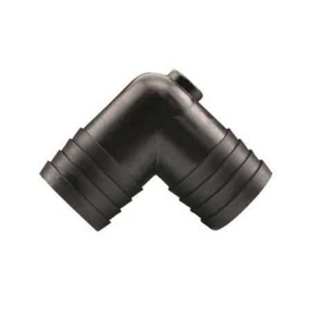 Hydro Flow Barbed Elbow 1 In  10 Bag