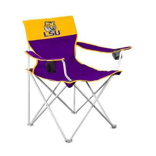 Logo Chair NCAA LSU Big Boy Chair