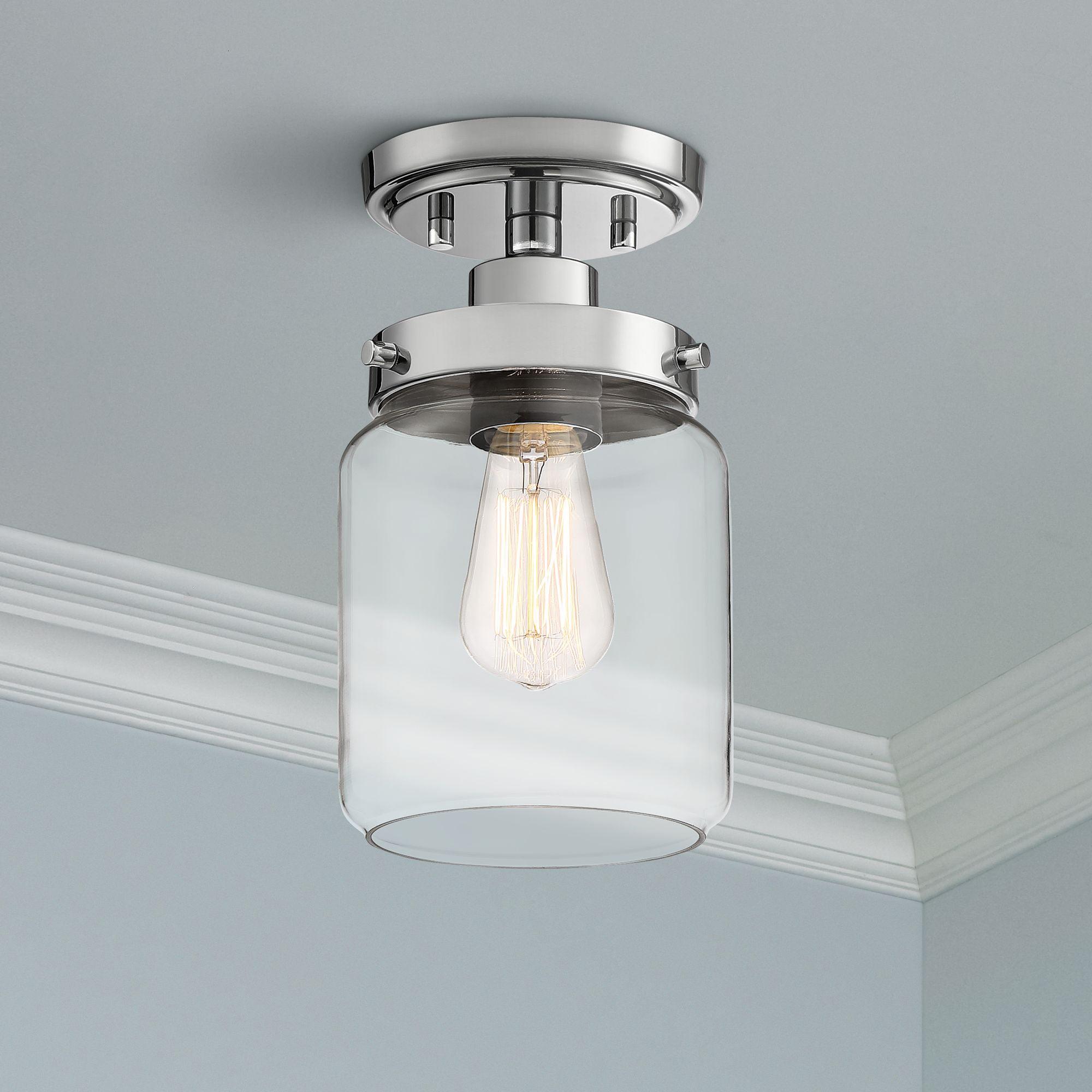 Oak Park Flushmount Ceiling Light  Kitchen Flush Mount Ceiling Light
