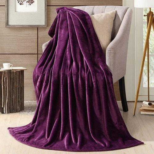 Winston Porter Jarosz Velvet Plush Blanket
