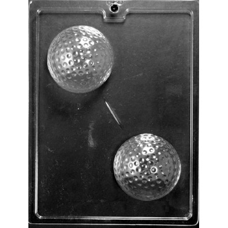 Soap Balls (Grandmama's Goodies S112 Large Golf Ball Chocolate Candy Soap Mold with Exclusive Molding Instructions )