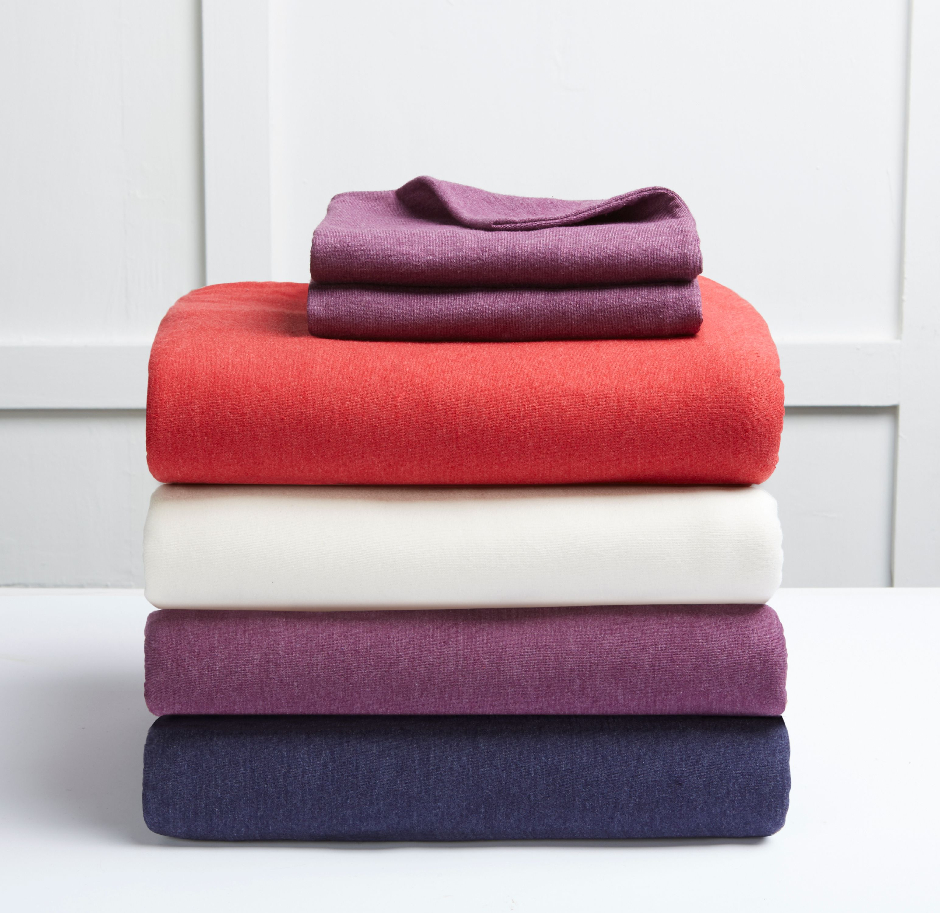 Mainstays Jersey Sheet Set