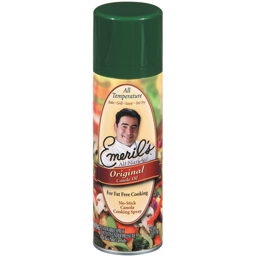 Emeril's Original Canola Cooking Spray, 6 oz