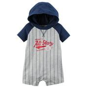 Carter's Baby Boys' Baseball Romper