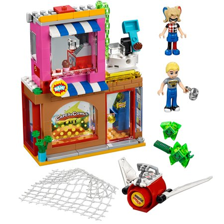 Lego Dc Super Hero Girls Harley Quinn To The Rescue 41231 Walmartcom