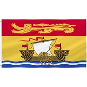 New Brunswick Provincial Flag (3 by 5 feet)