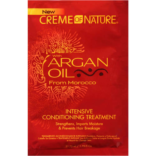 (4 Pack) Creme Of Nature Intensive Conditioning Treatment, 1.75 oz